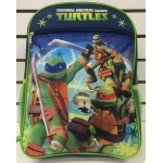 Teenage Mutant Ninja Turtles Backpack  $6.00 EA.