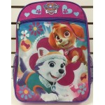 Girls Paw Patrol Backpack-$6.00ea