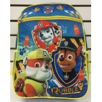 Boys Paw Patrol Backpack-$6.00ea