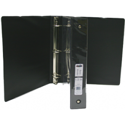 "Wholesale 1.5"" 3 Ring Black View Binder $1.78 Each."
