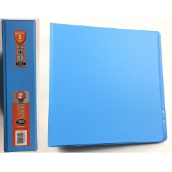 "2"" 3 Ring Lt. Blue Binder $2.49 EA."