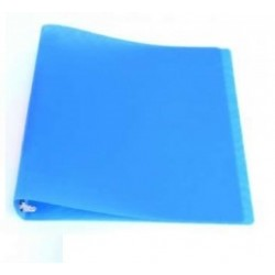 "1.5"" 3 Ring Poly Binder Bulk Price of  $1.19 Each."