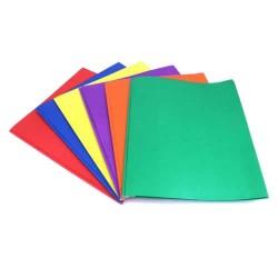 Wholesale 2 Pocket Folder W / Prongs $0.24 Each
