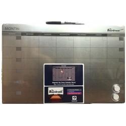 Magnetic Dry Erase Calendar Board $4.97 Each.
