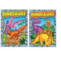 Wholesale Dinosaurs Coloring Books  $0.70 Each.