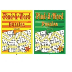 Wholesale Find a Word $0.70 Each.