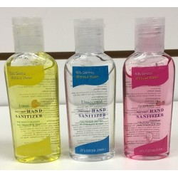 2 oz. 2 pack Hand Sanitizer $0.52