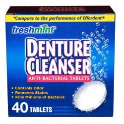 Denture Cleanser $2.09 Each.