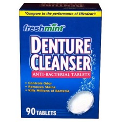 Denture Cleanser at $4.09 Each.