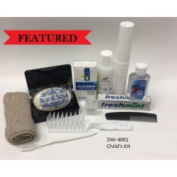 Wholesale Child Hygiene kit $5.25 ea.
