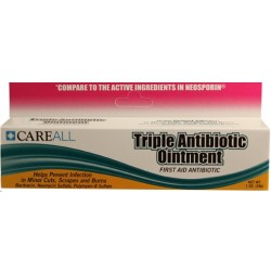 Careall 1 oz. Triple Antibiotic in bulk at $2.70 Each.