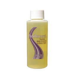 2 oz. Tearless Baby Shampoo at $0.36 Cents Each.