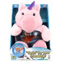 Teddy Tank Pig ($6.75 Each) 6 Pack
