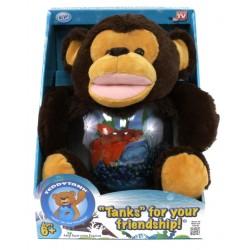 Teddy Tank Monkey ($6.75 Each) 4 Pack