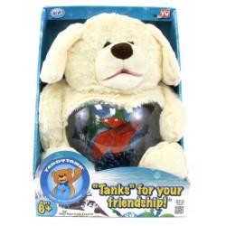 Teddy Tank Dog ($6.75 Each) 4 Pack