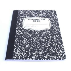 Marble Composition Book in Bulk $0.75 Each.