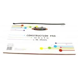 Wholesale 36 Sheet Construction Pad $0.84 Each.