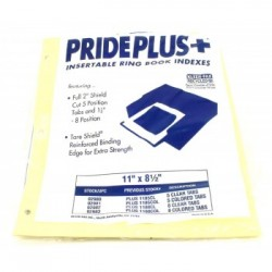 Wholesale 8 Tab Index Divider $0.70 Each.