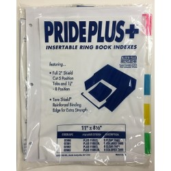 Wholesale 5 Tab Index Divider $0.56 Each