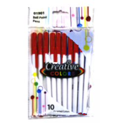 Wholesale Red Pens 100 pk. $8.50 Each