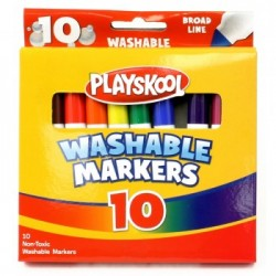 Playskool Washable Markers $1.50 Each