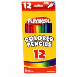 Playskool 12pk Colored Pencils $1.29 Each