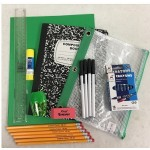 10 Piece School Supply Kit $3.75 ea.