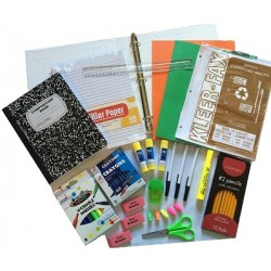 Wholesale Elementary School Kit (3rd to 5th Grades) $8.75 ea.