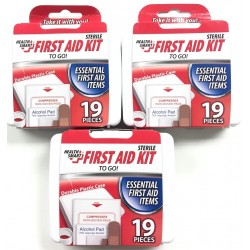 First Aid Kit $1.75 EA.