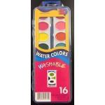 Washable Watercolors Paint Set $0.49 Ea.