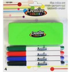 Dry Erase Fine Marker Eraser Set  $2.37 Each