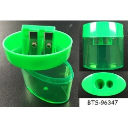 Wholesale Dual Hole Sharpener $0.28 Each.