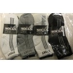 SC Solid Socks $6.00-dozen