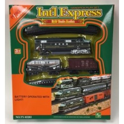 SOLD OUT ! Int'l Express Train Set $9.00 Each.