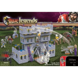 SOLD OUT!  True Legends Construction Set  $22.00 Each.