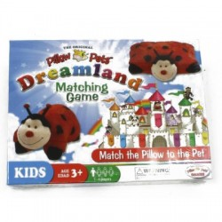 SOLD OUT ! Wholesale Pillow Pets Matching Game $3.00 Each.