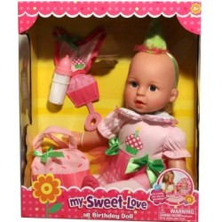 SOLD OUT ! Wholesale Baby Doll 1st Birthday $7.50 Each.