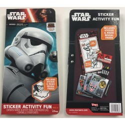 SOLD OUT ! Star Wars Activity Set $4.00 EA.