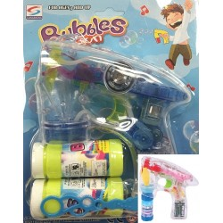Light Up Bubble Gun $4.50 EA.