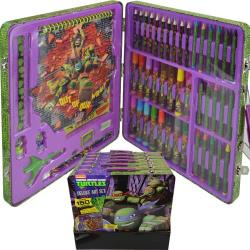 SOLD OUT ! Wholesale Ninja Turtles Artist Set $7.50 Each.