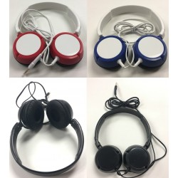 Assorted Headphones $4.50 Each.