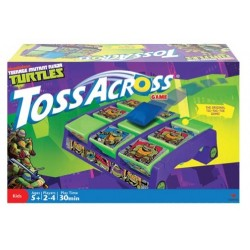 SOLD OUT! Ninja Turtles Toss Across $11.00 Each.