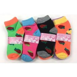 4-6 Girls Socks $5.50 Each Dozen