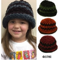 Ladies -n- Girls Knitted Hats $0.99 Each.