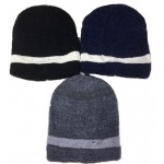 Winter Cap with Stripe  $0.00 ea.
