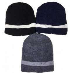 Men's Chenille Lined Hat $1.25 Each.