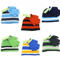 Boys Hat & Glove Set $2.79 Each.