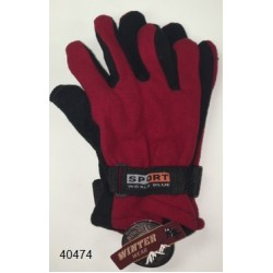 Ladies Fleece Gloves $1.29 Each.