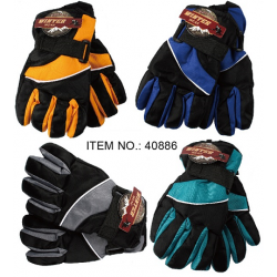 Boys Ski Gloves $2.59 Each.