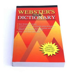 Webster's Dictionary $0.79 each
